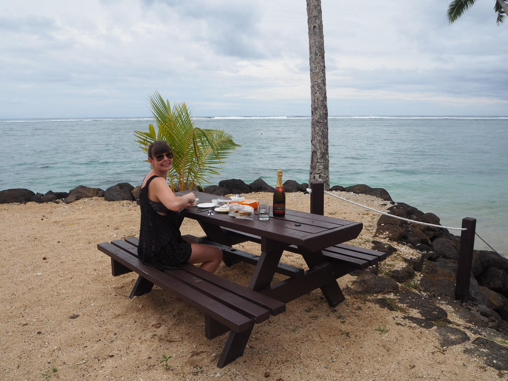 Saletoga Sands Resort, Samoa