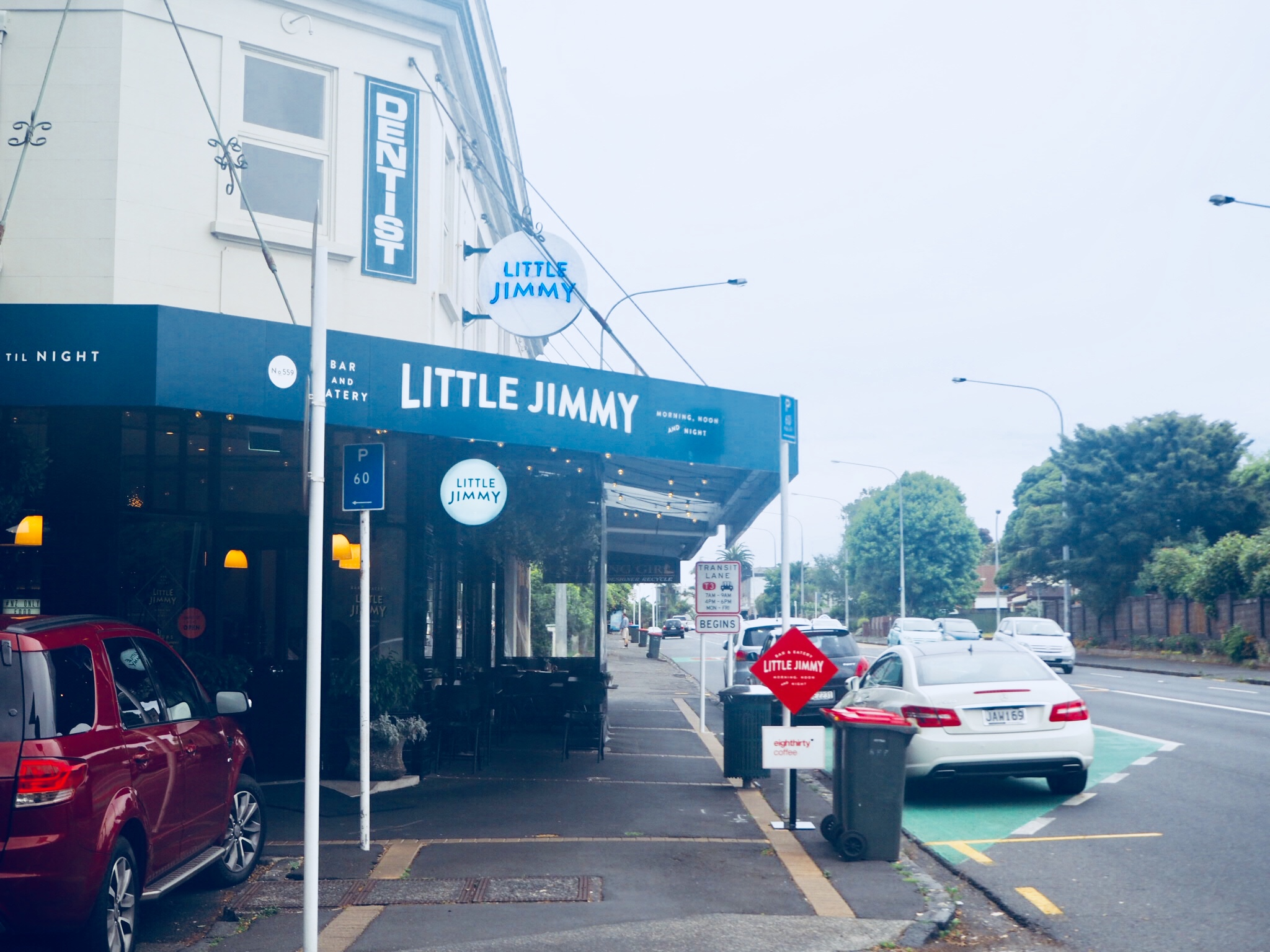 Little Jimmy, Epsom, Auckland