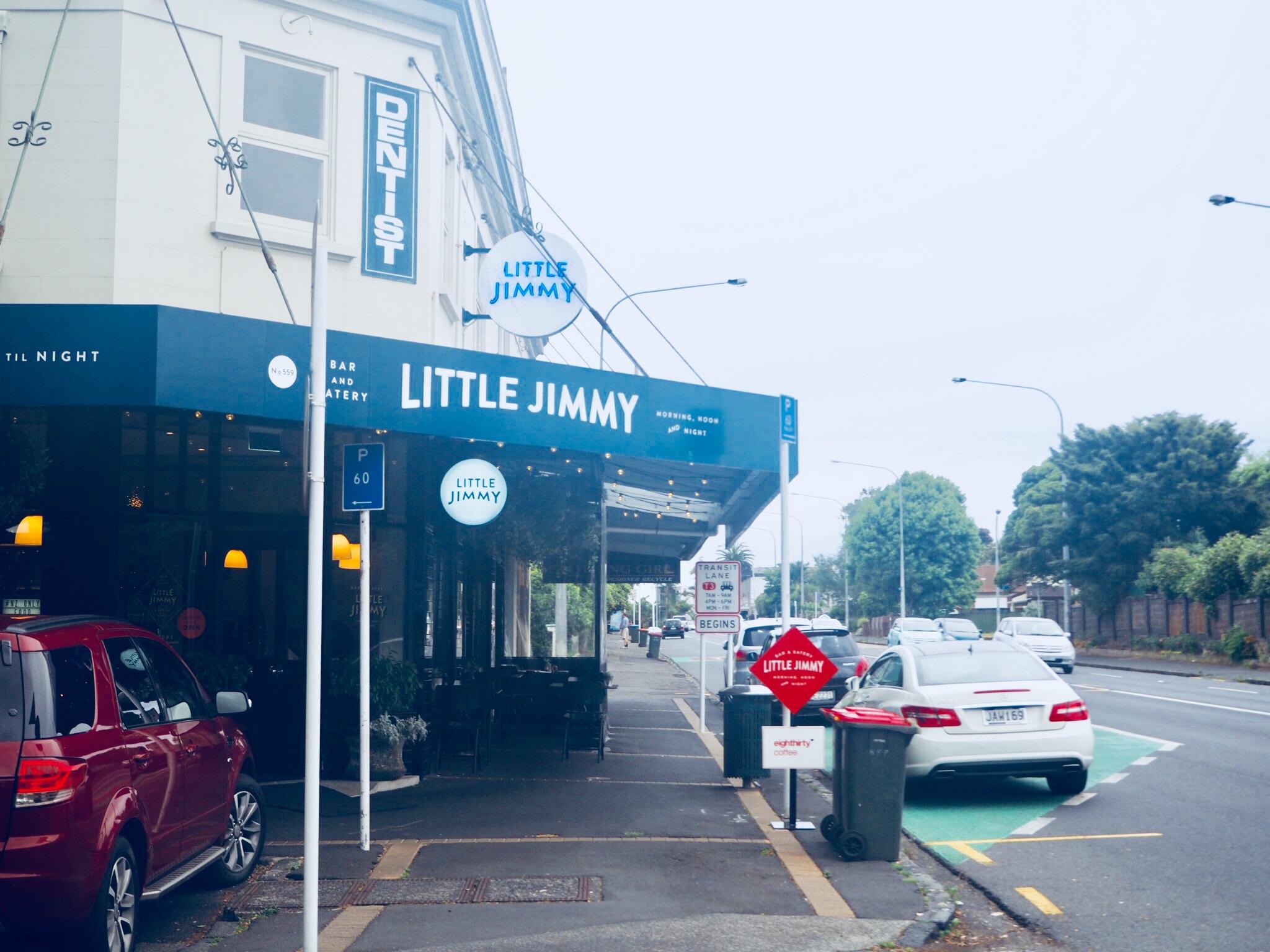 Little Jimmy, Epsom, Auckland