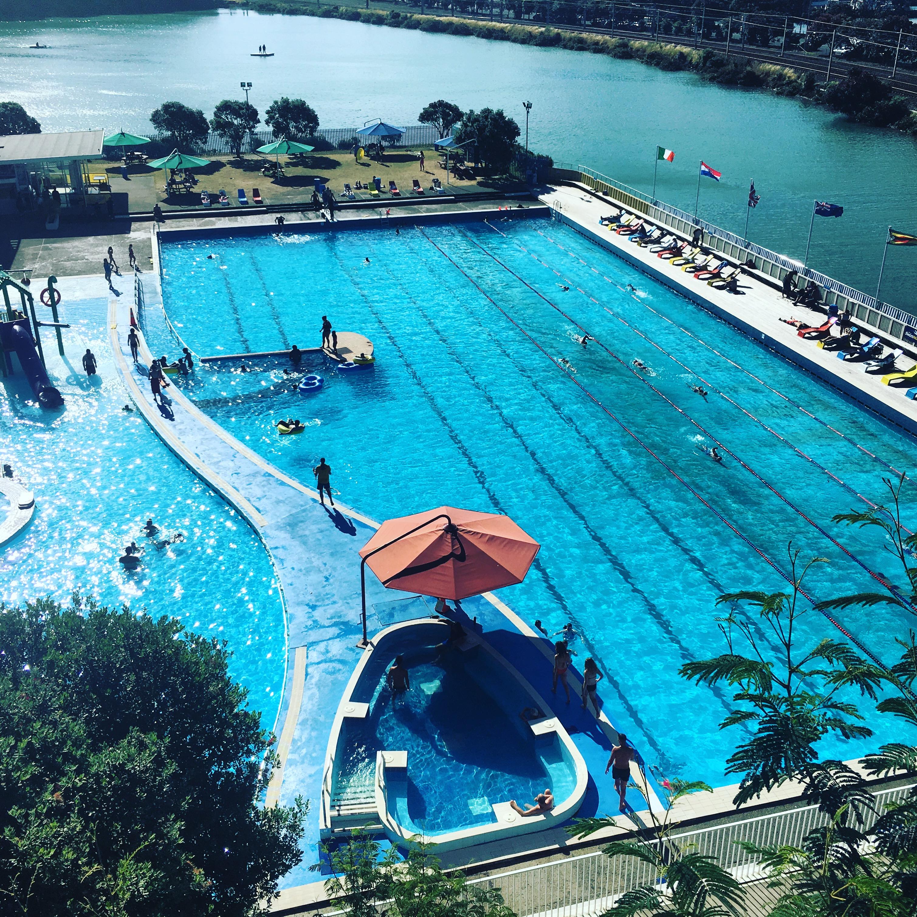 Parnell Baths, Auckland