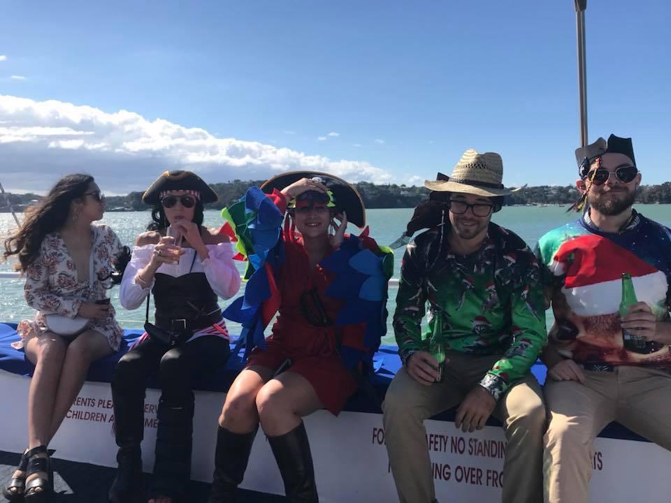 Auckland Amada Harbour Cruise
