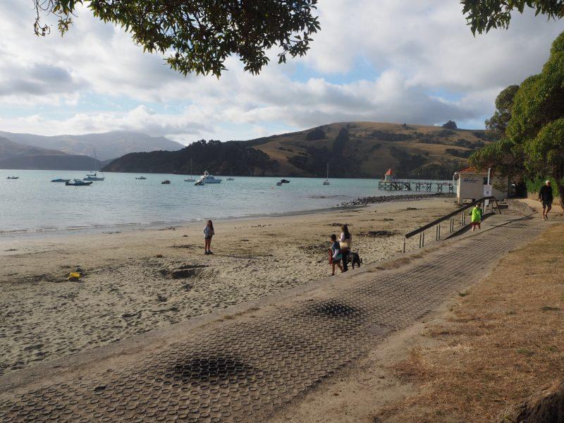 Akaroa Beach