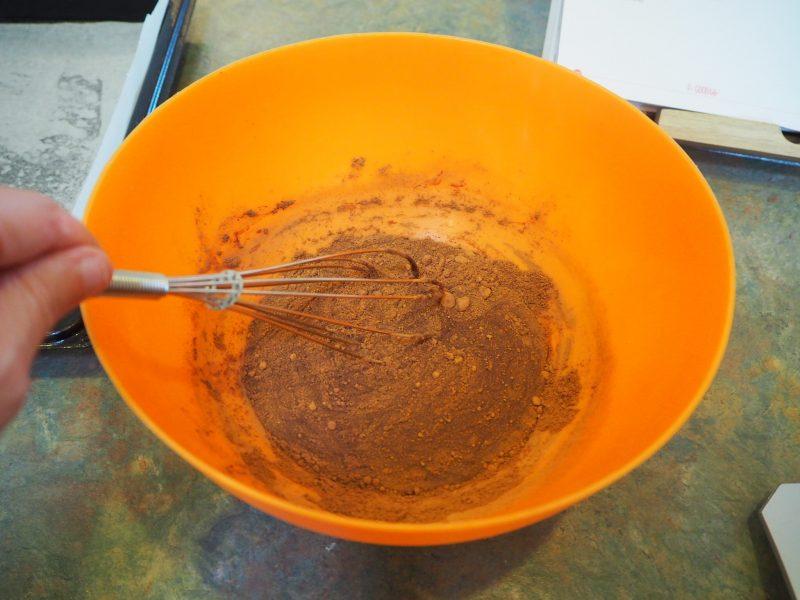 Skinny Minny brownie recipe