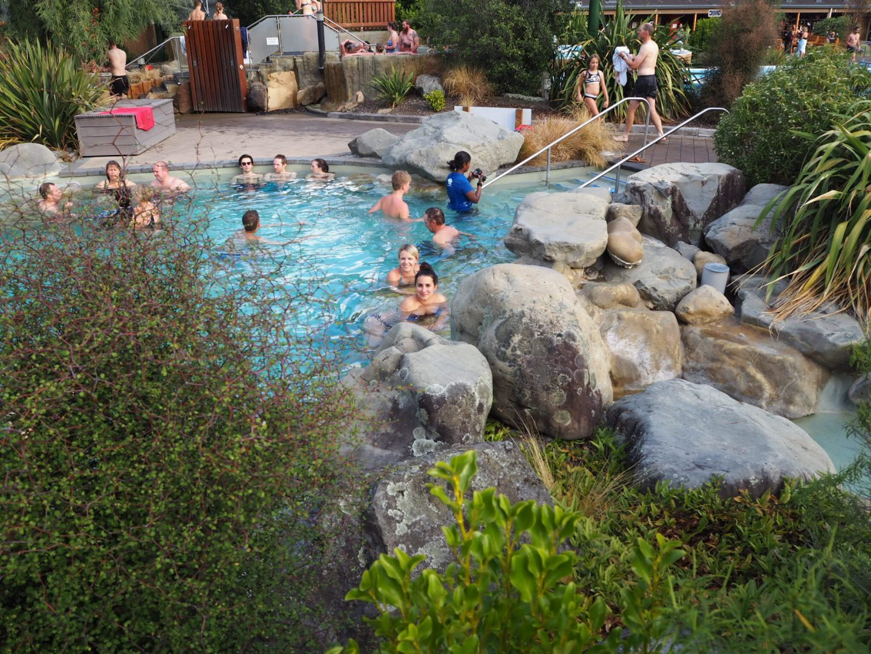 Hanmer Springs Thermal Resort and Spa