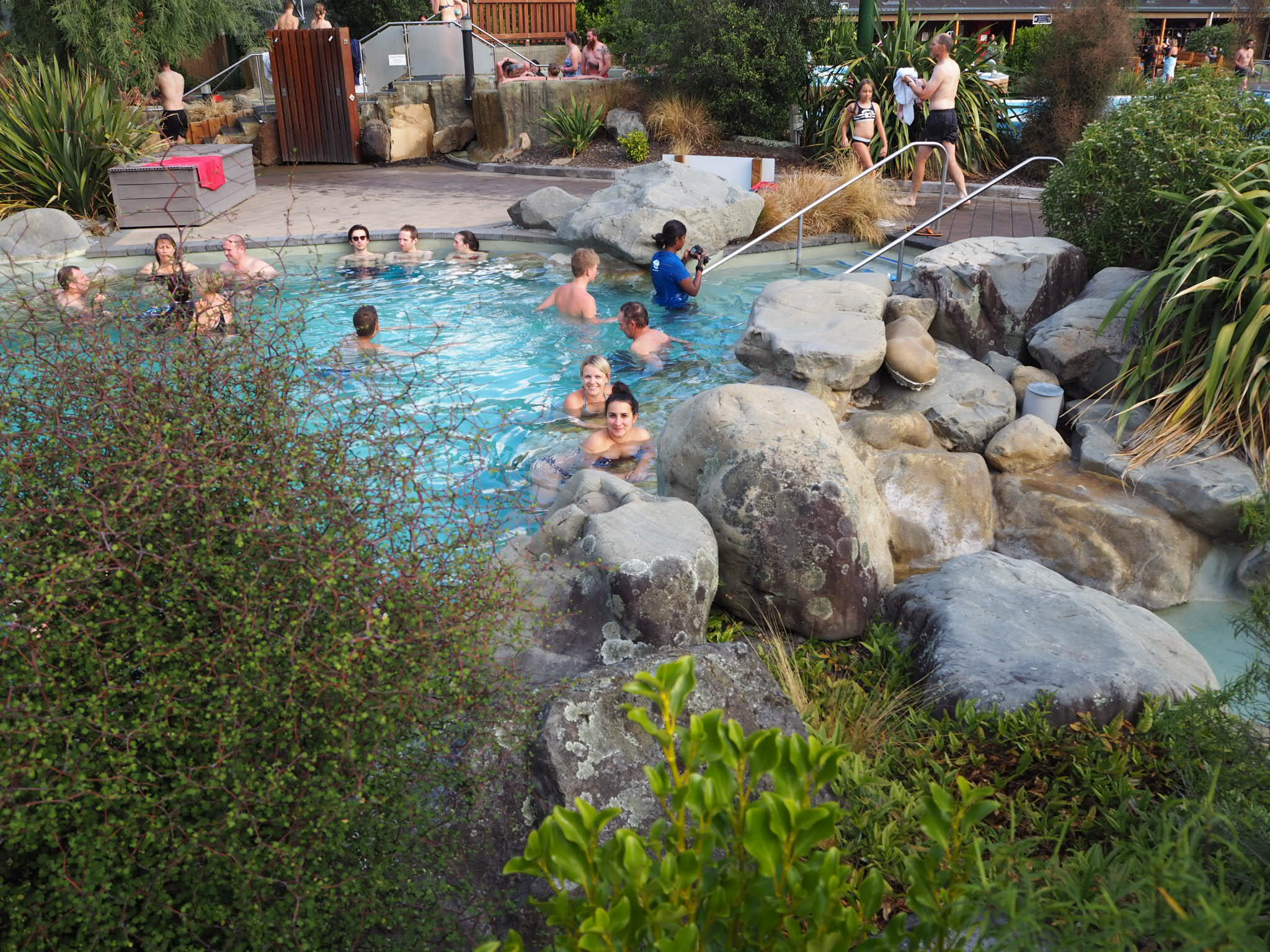 Hanmer Springs Thermal Resort and Spa