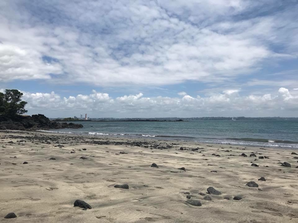 Rangitoto Beach