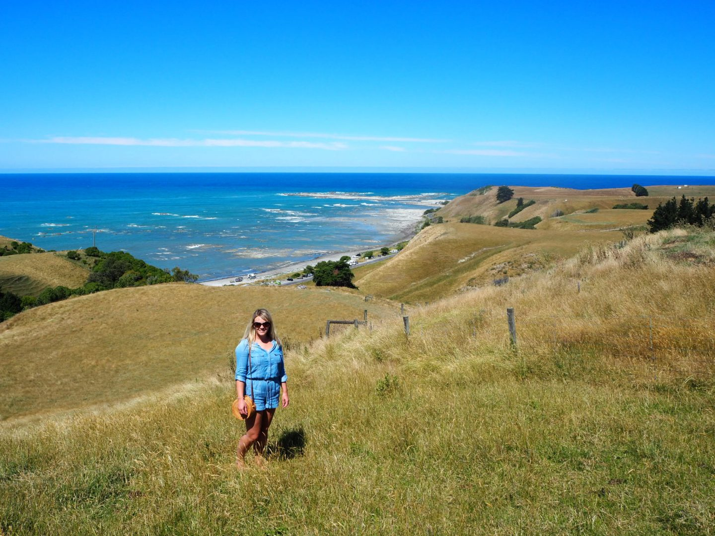 Exploring Hanmer Springs and Kaikoura