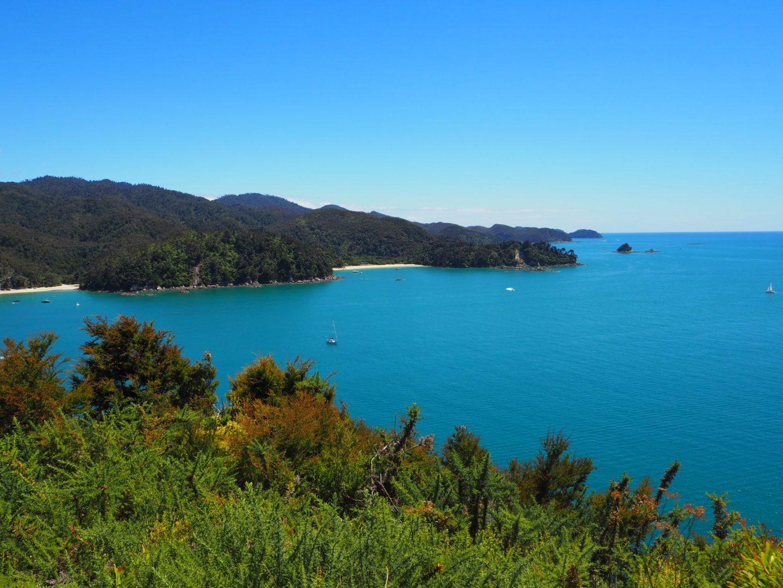 Pitt Head Loop Track, Abel Tasman National Park