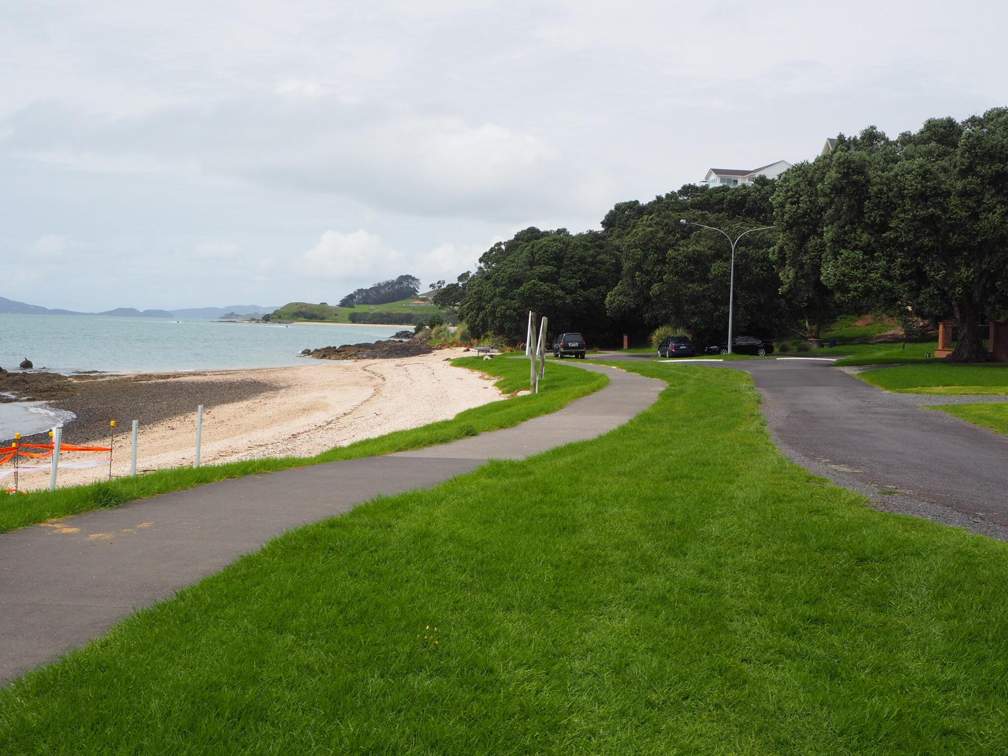 Maraetai Coastal Walkway, Auckland