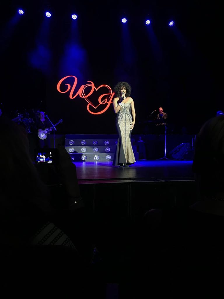 The Whitney Houston Show, Auckland