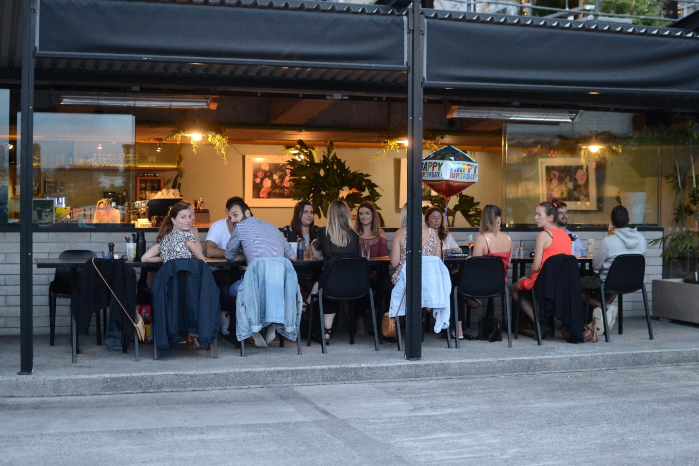 The Botanist, Brooklyn By Night, Auckland