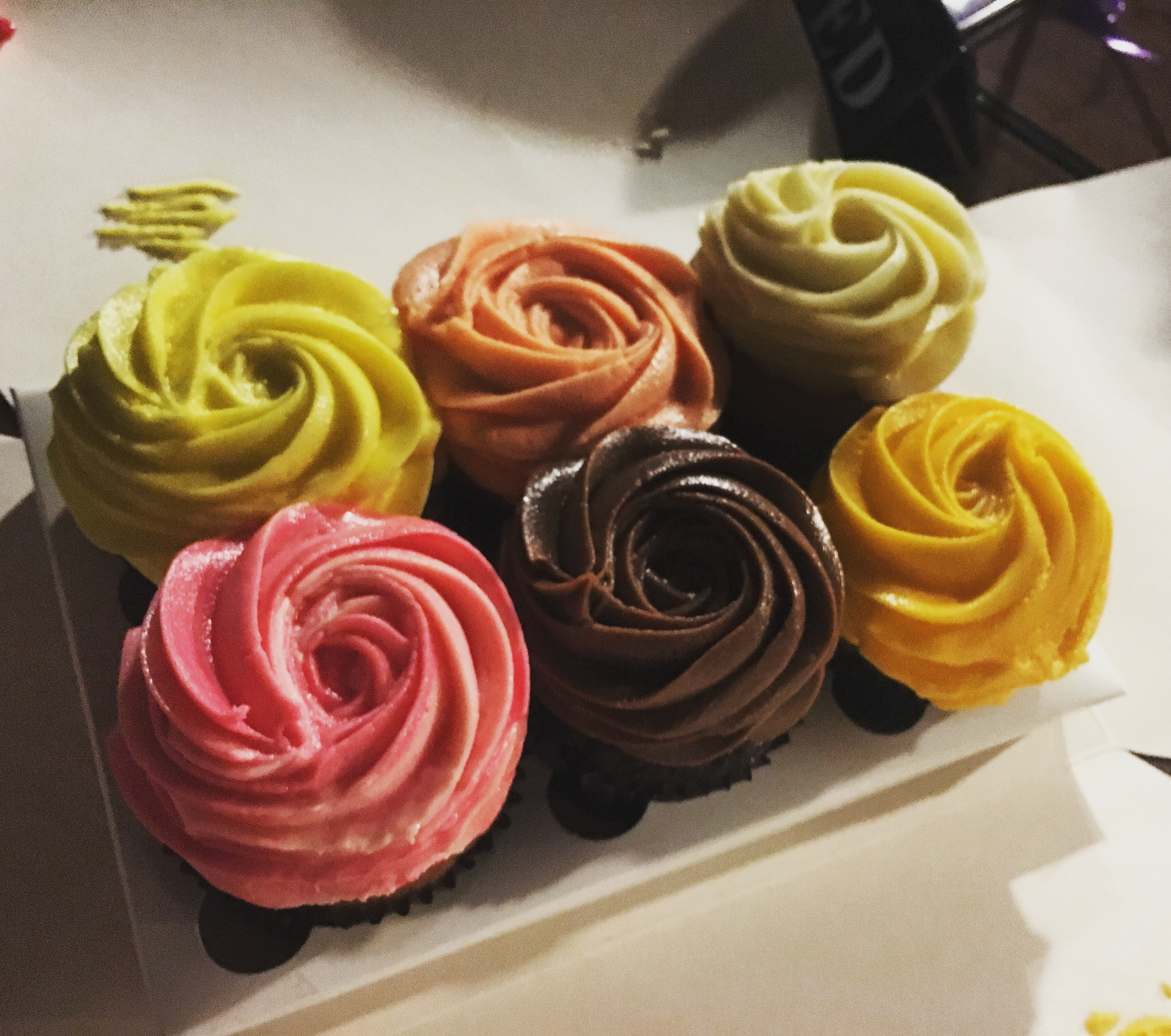 Petal Cupcakes, Auckland