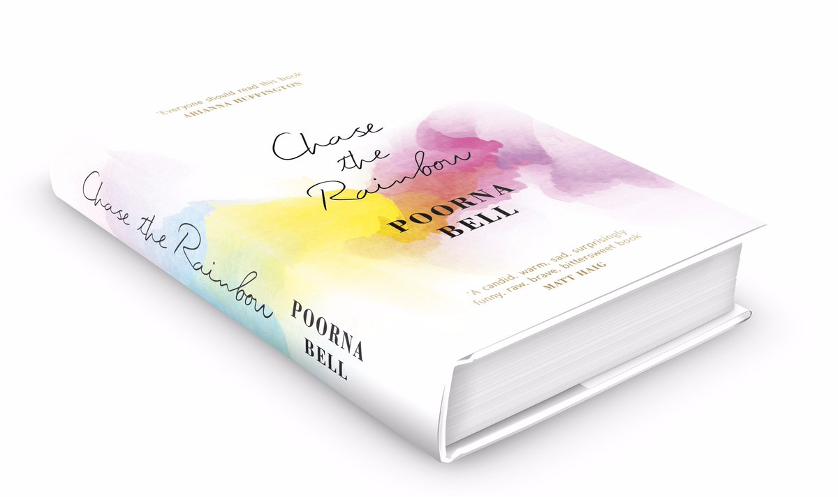 Chase The Rainbow by Poorna Bell