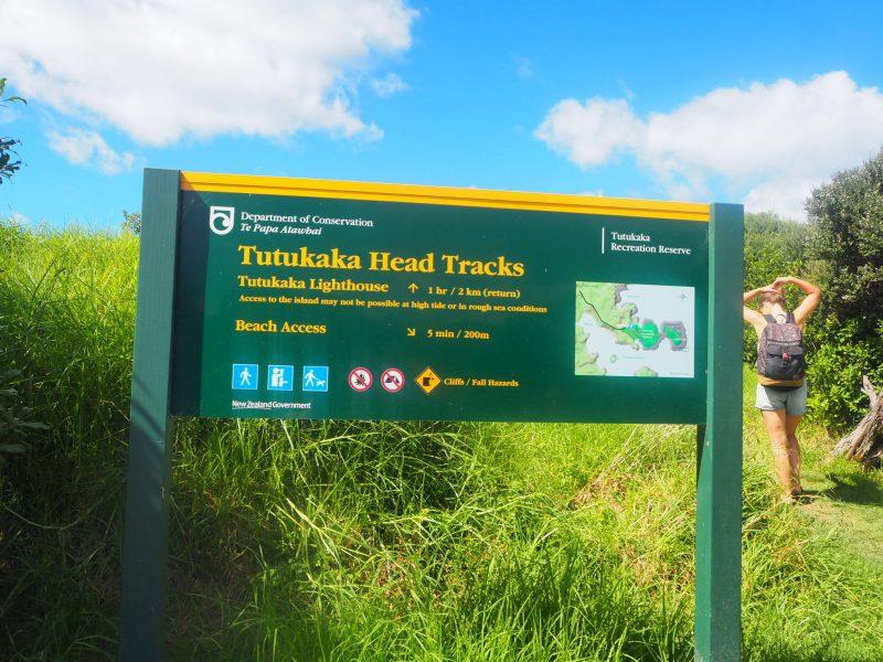 Tutukaka Heads Track