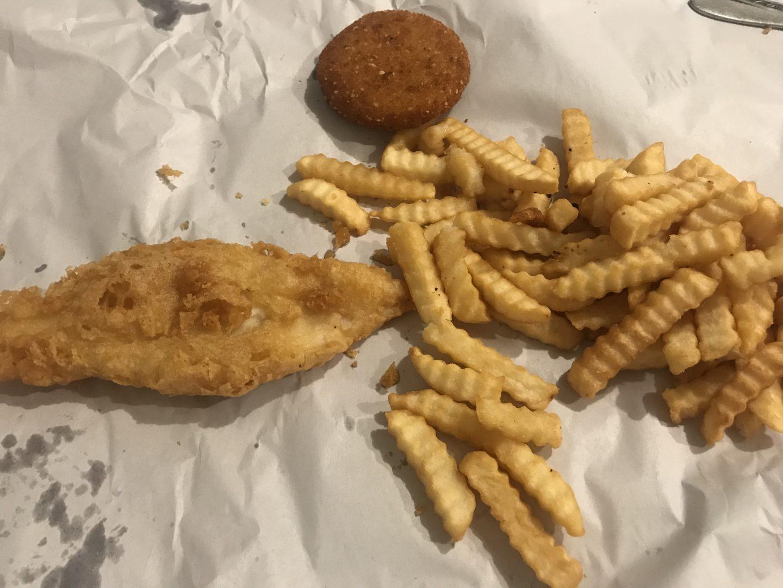 Fish and chips, Ngunguru