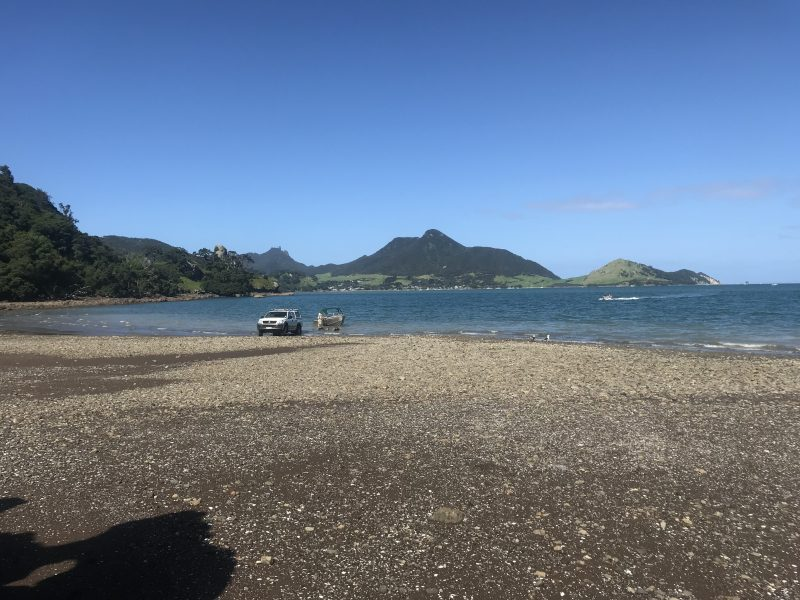 McLeod Bay to Little Munro Bay