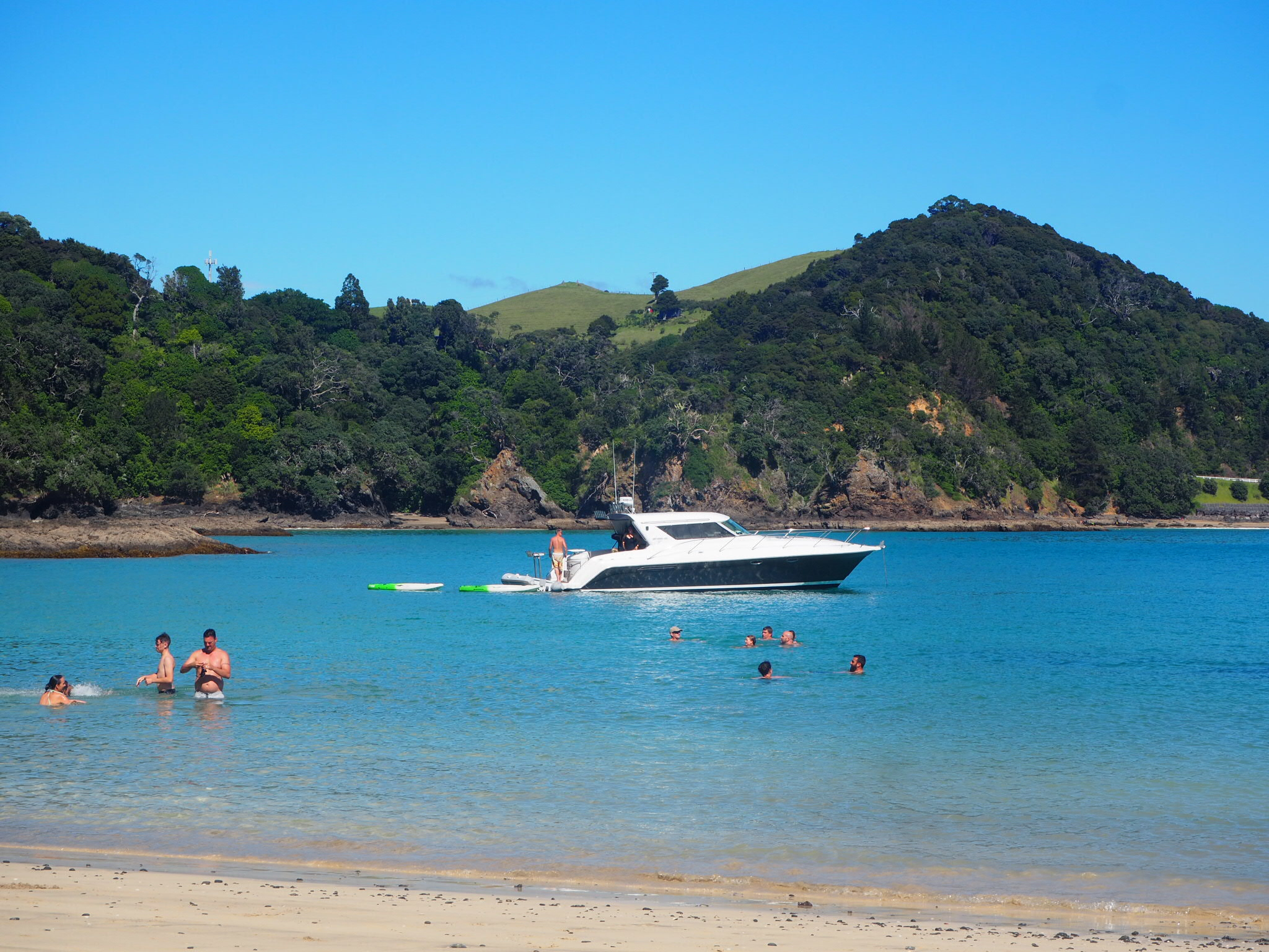 Whale Bay, Tutukaka, Northland, New Zealand