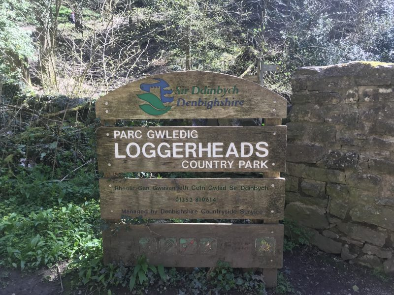 Loggerheads Country Park
