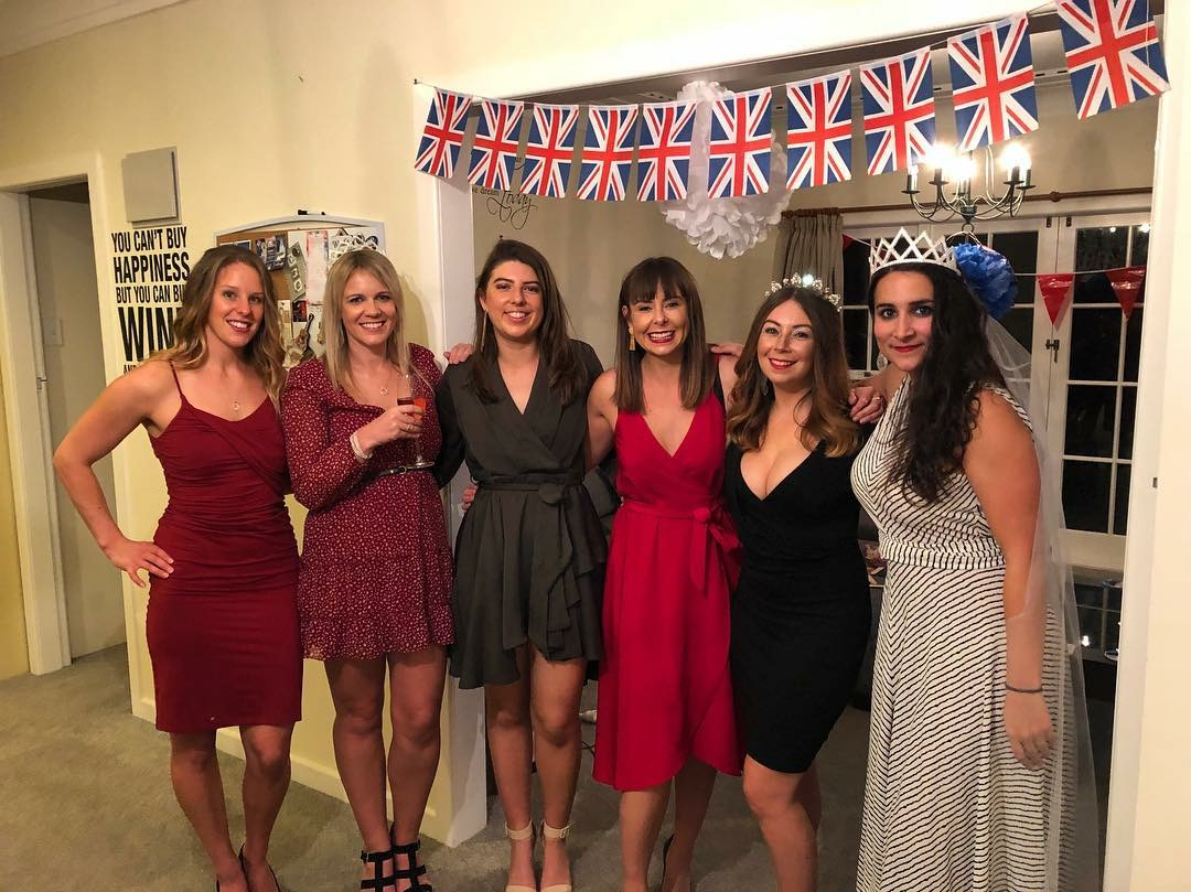 Royal Wedding Party, Auckland