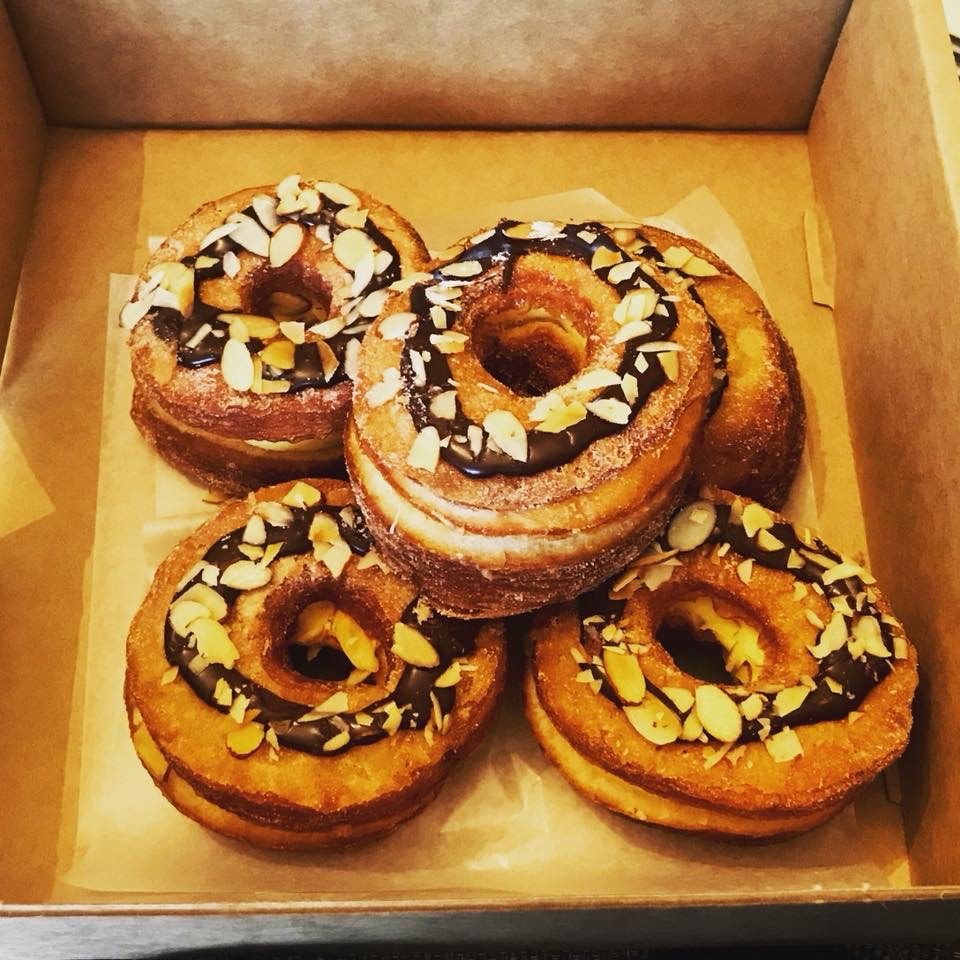 Cronuts, Auckland