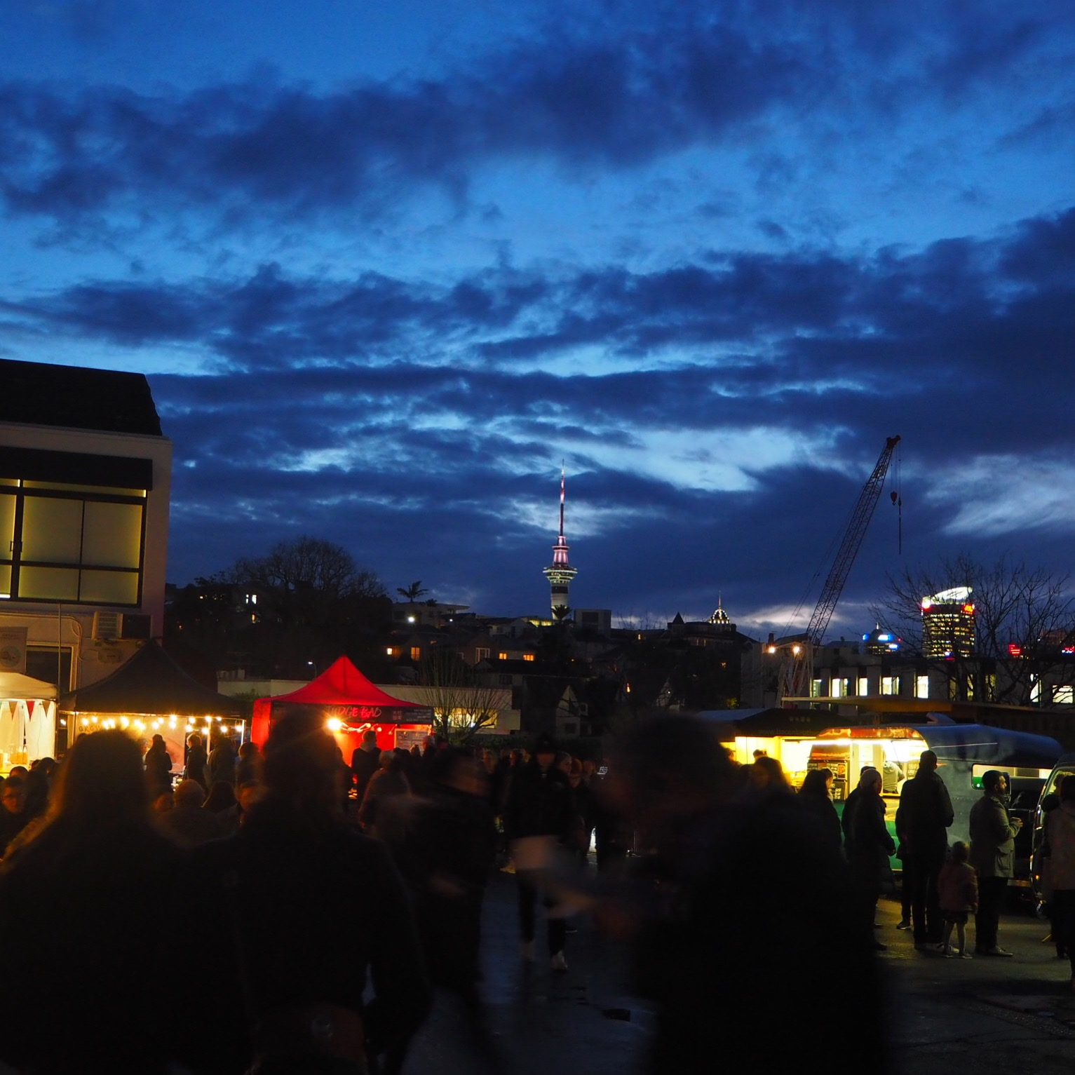 Winter Solstice Night Market, Auckland