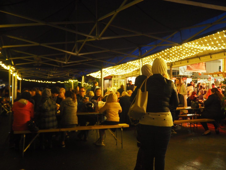Winter Solstice Night Market, Auckland