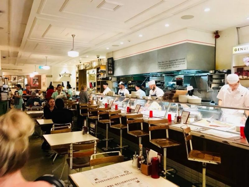 The Fed Deli, Auckland