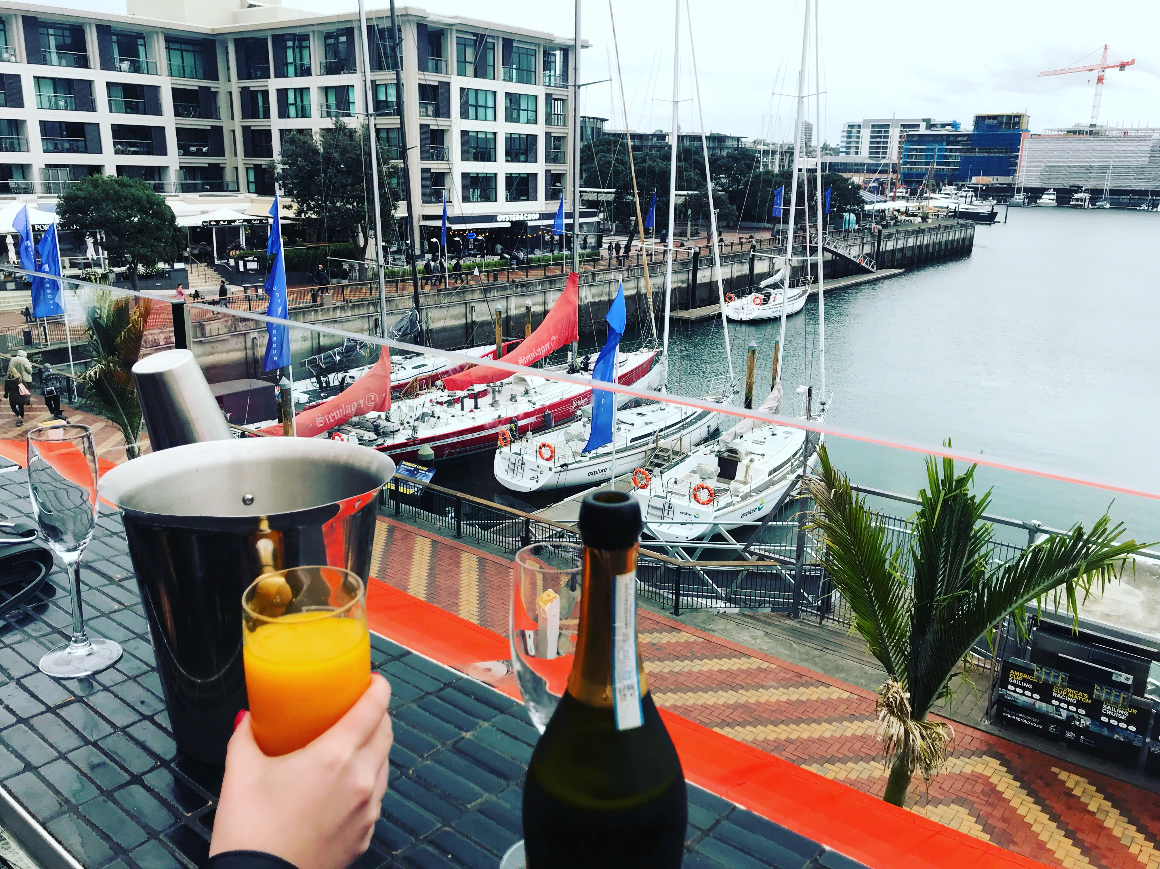 Dr Rudi's Rooftop Bar, Auckland