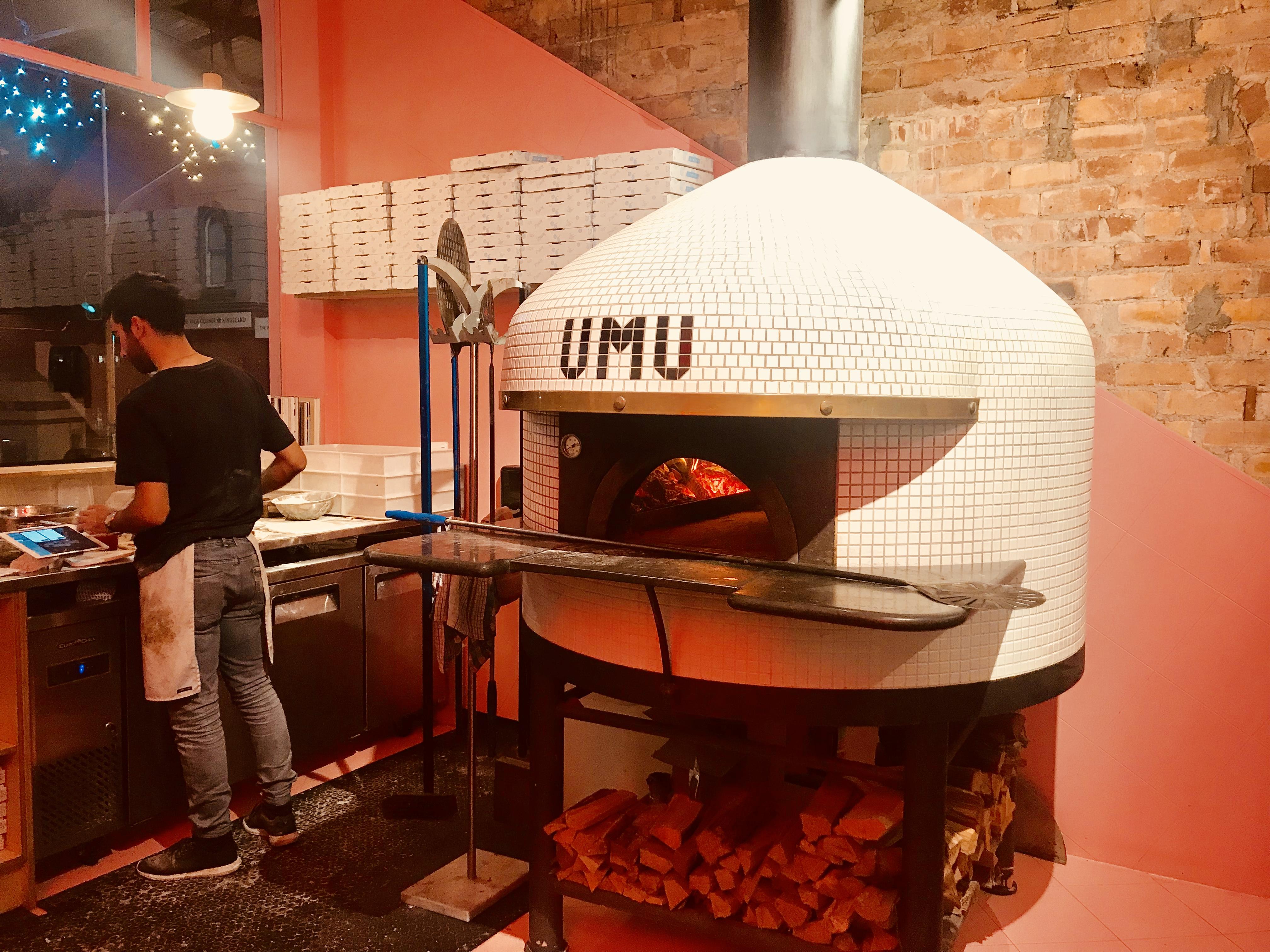 Umu Pizza, Kingsland, Auckland