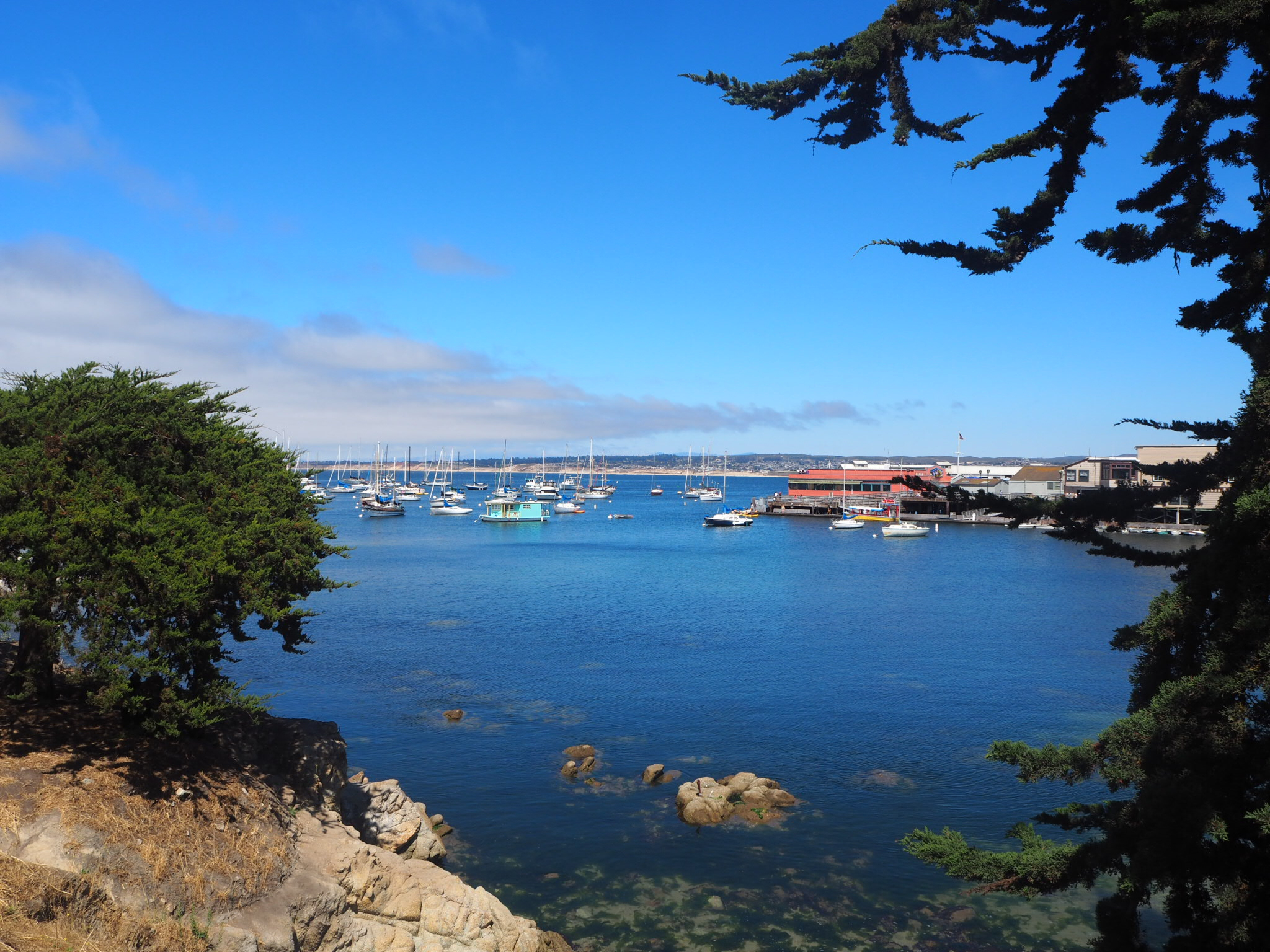 Monterey, Pacific Coast Highway, California