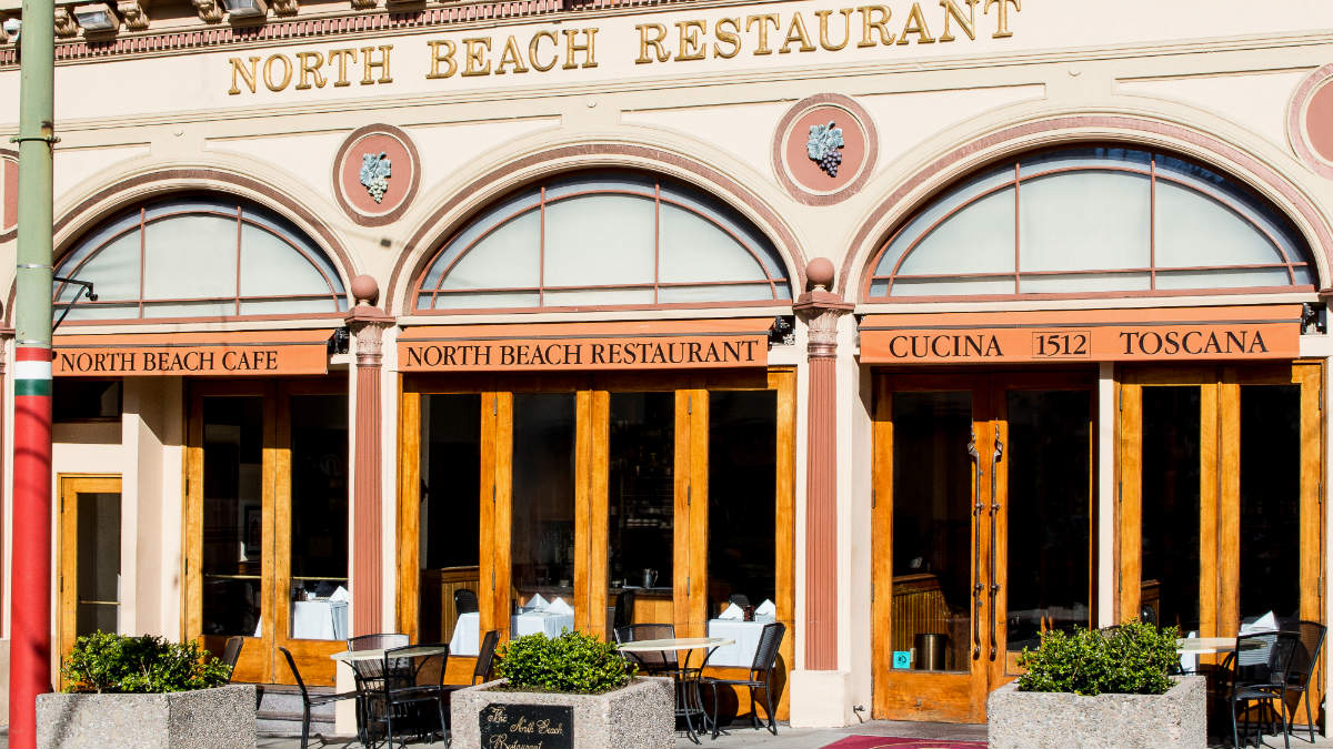 North Beach Restaurant, San Francisco