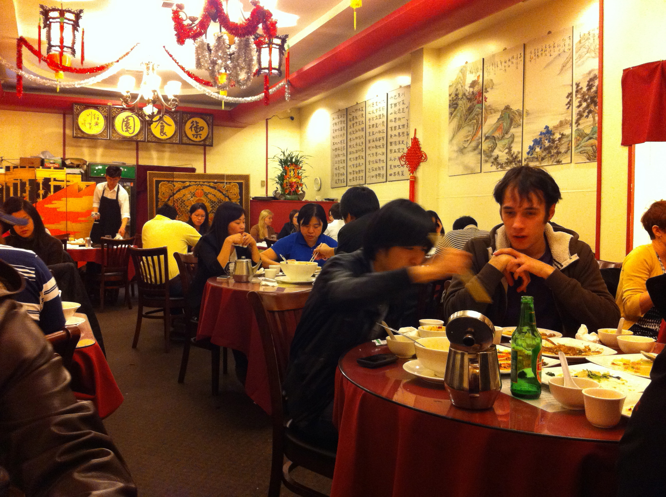 Z&Y Restaurant, Chinatown, San Francisco
