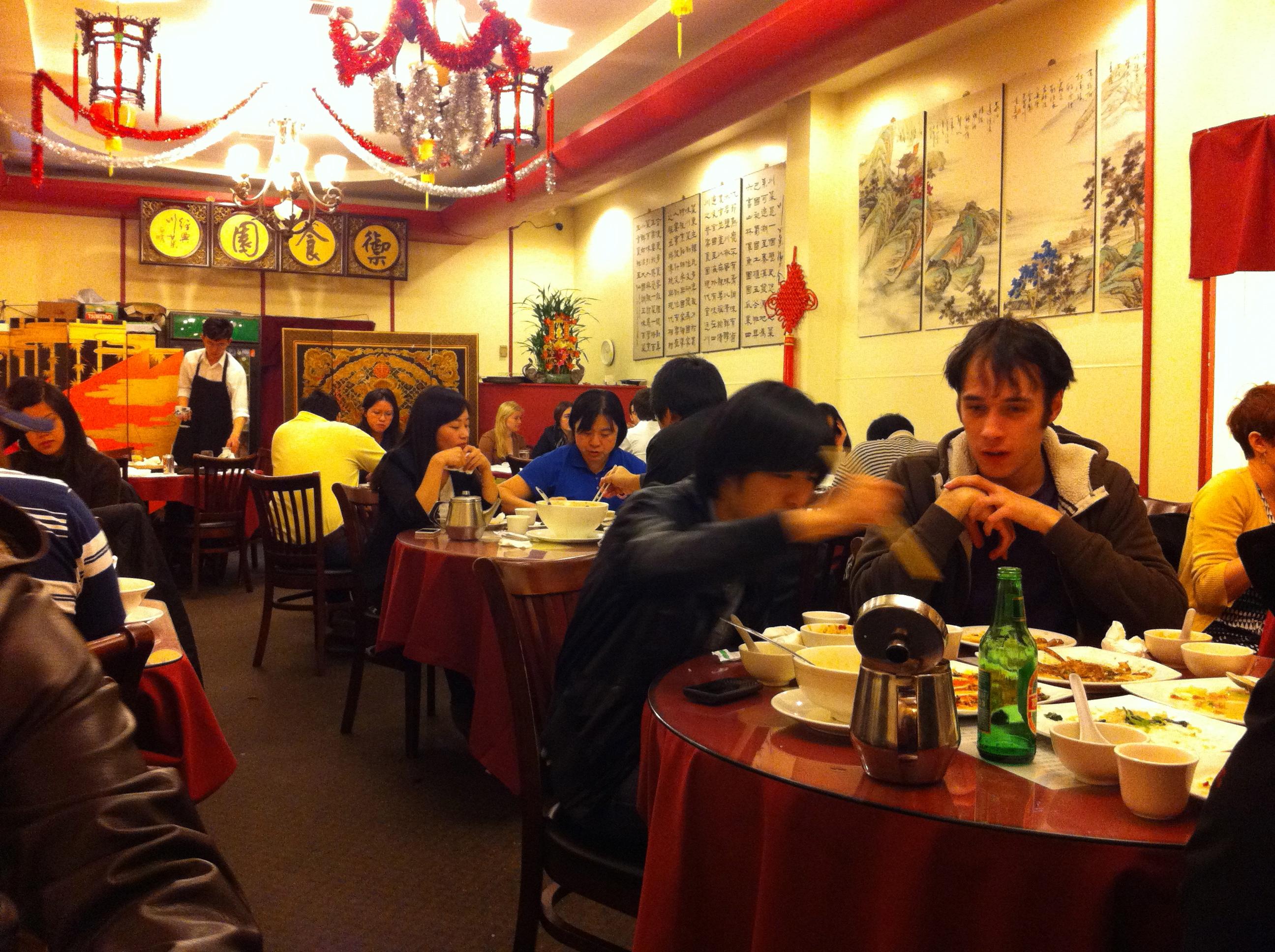Z&Y Restaurant, Chinatown, San Francisco