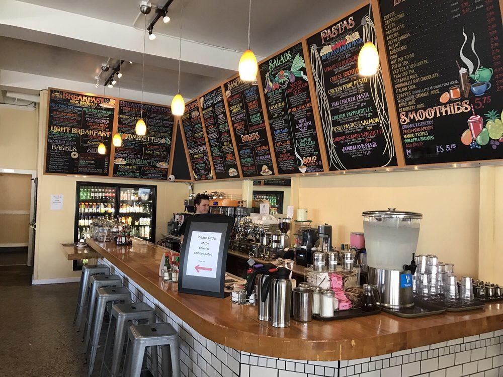 Mo'z Cafe, San Francisco