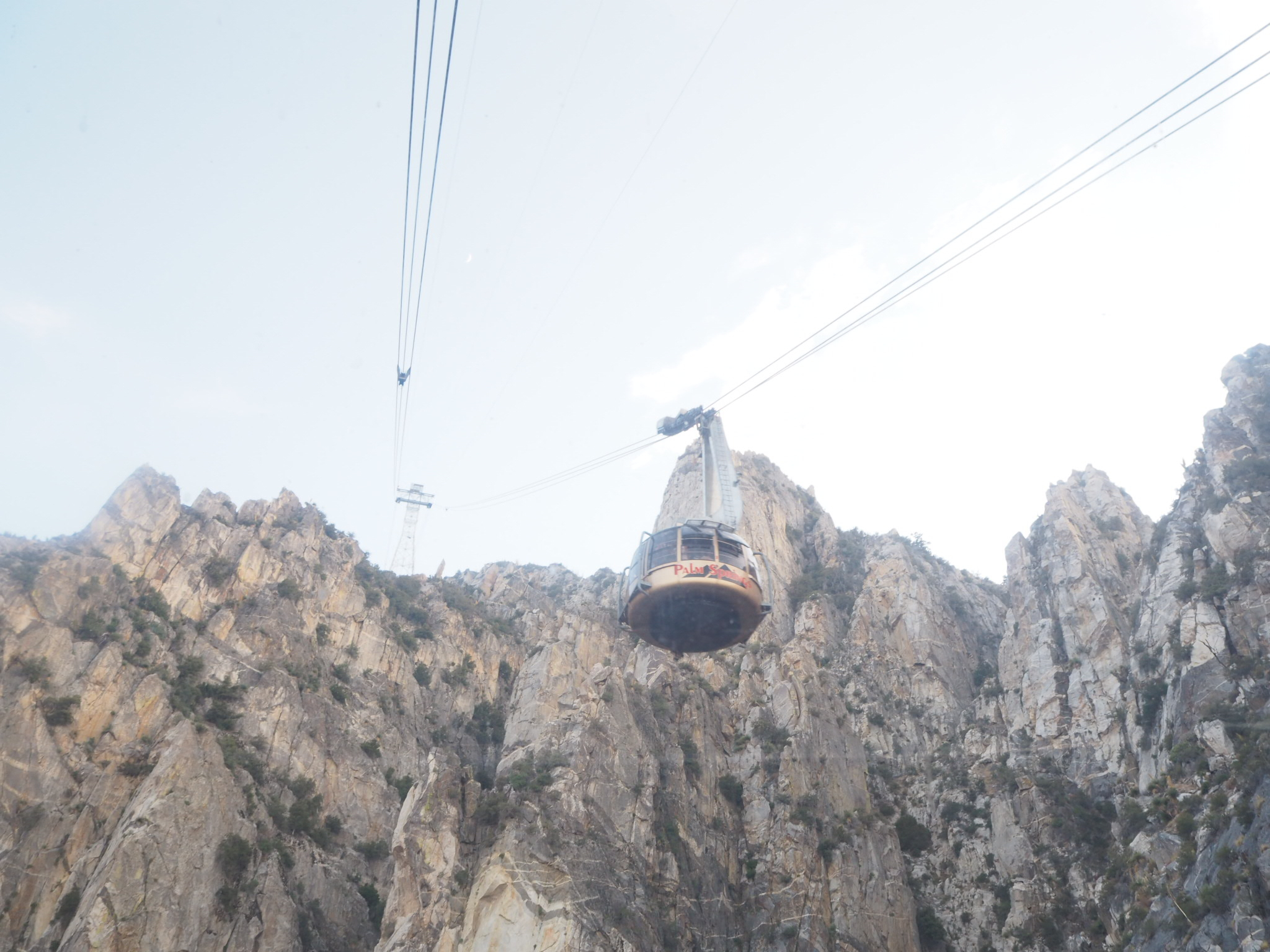Palm Springs Aerial Tramway, California