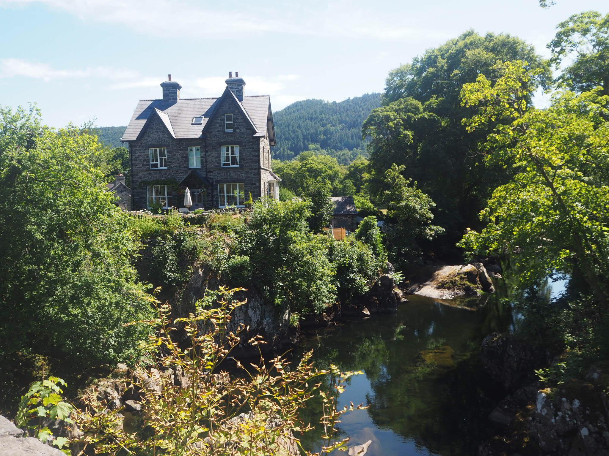 Betws-y-Coed, North Wales