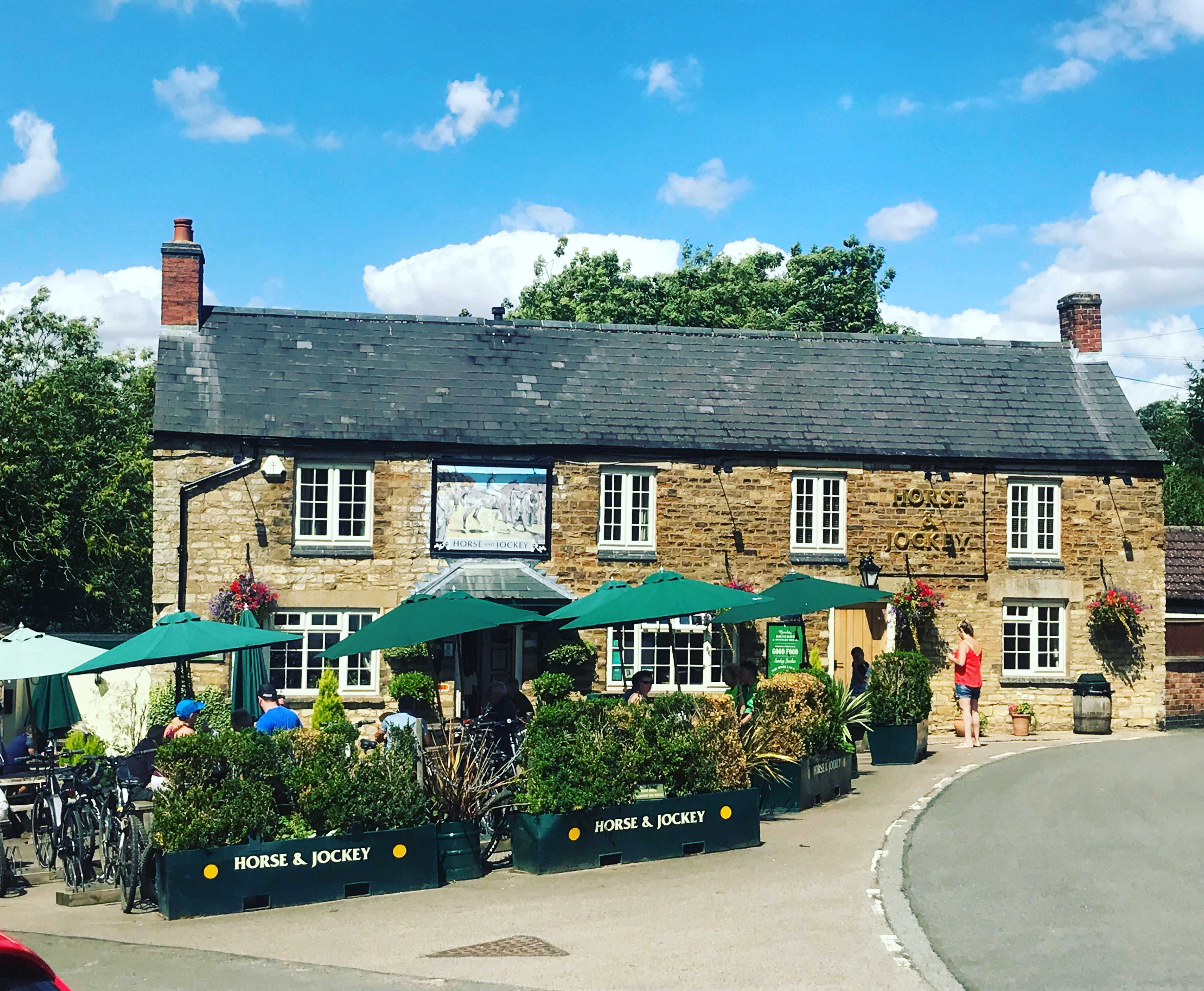 Horse & Jockey, Manton, Rutland
