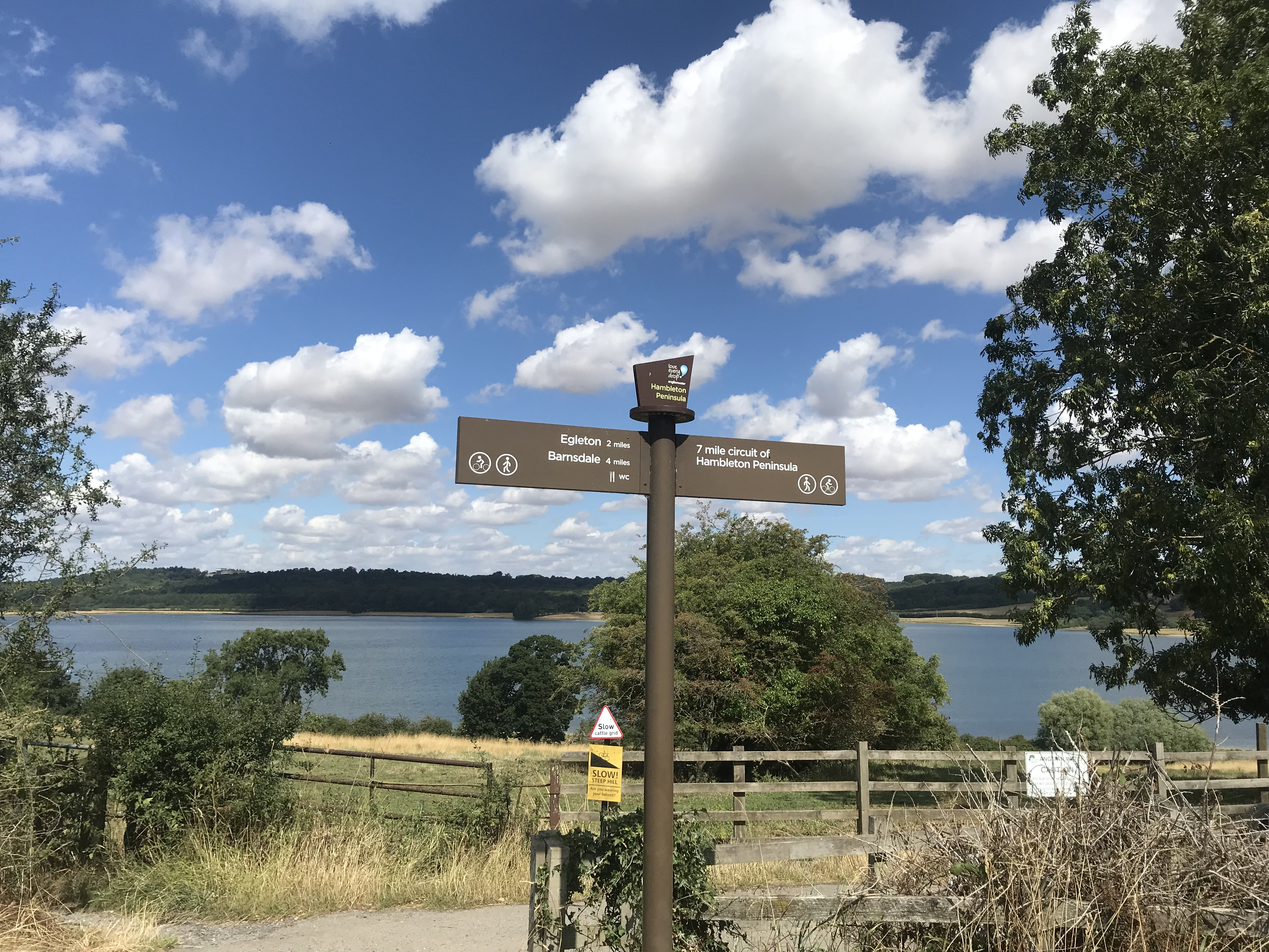 Rutland Water Peninsula Walk