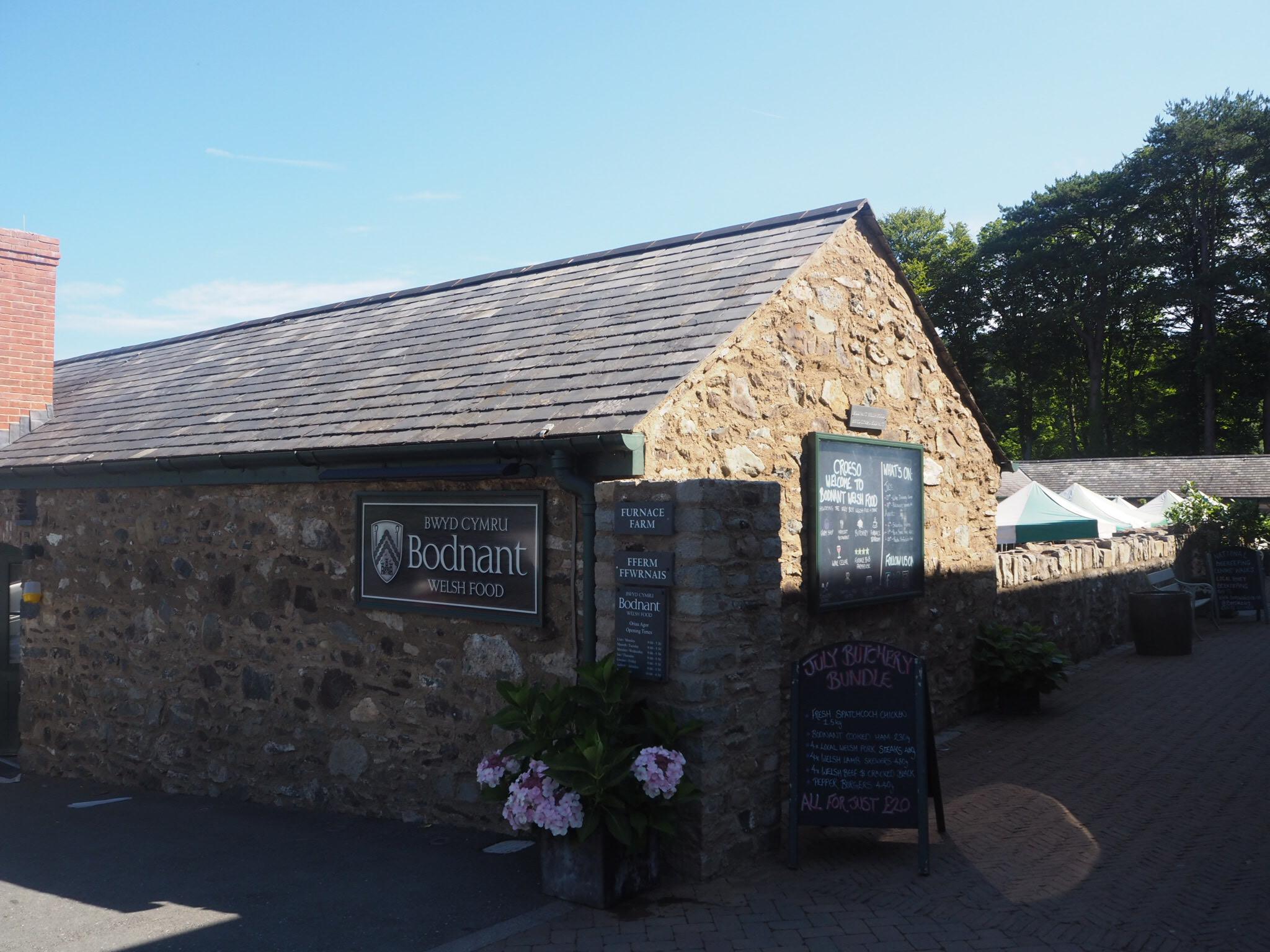 Bodnant Welsh Food, North Wales