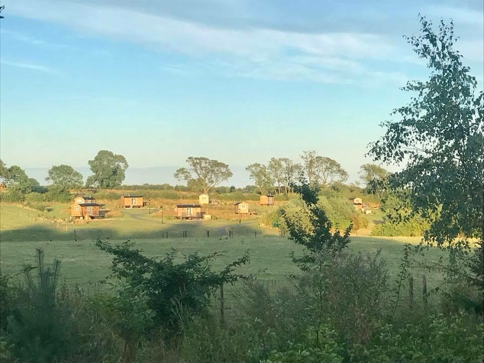 Fair Farm Hideaway Glamping, Leicestershire