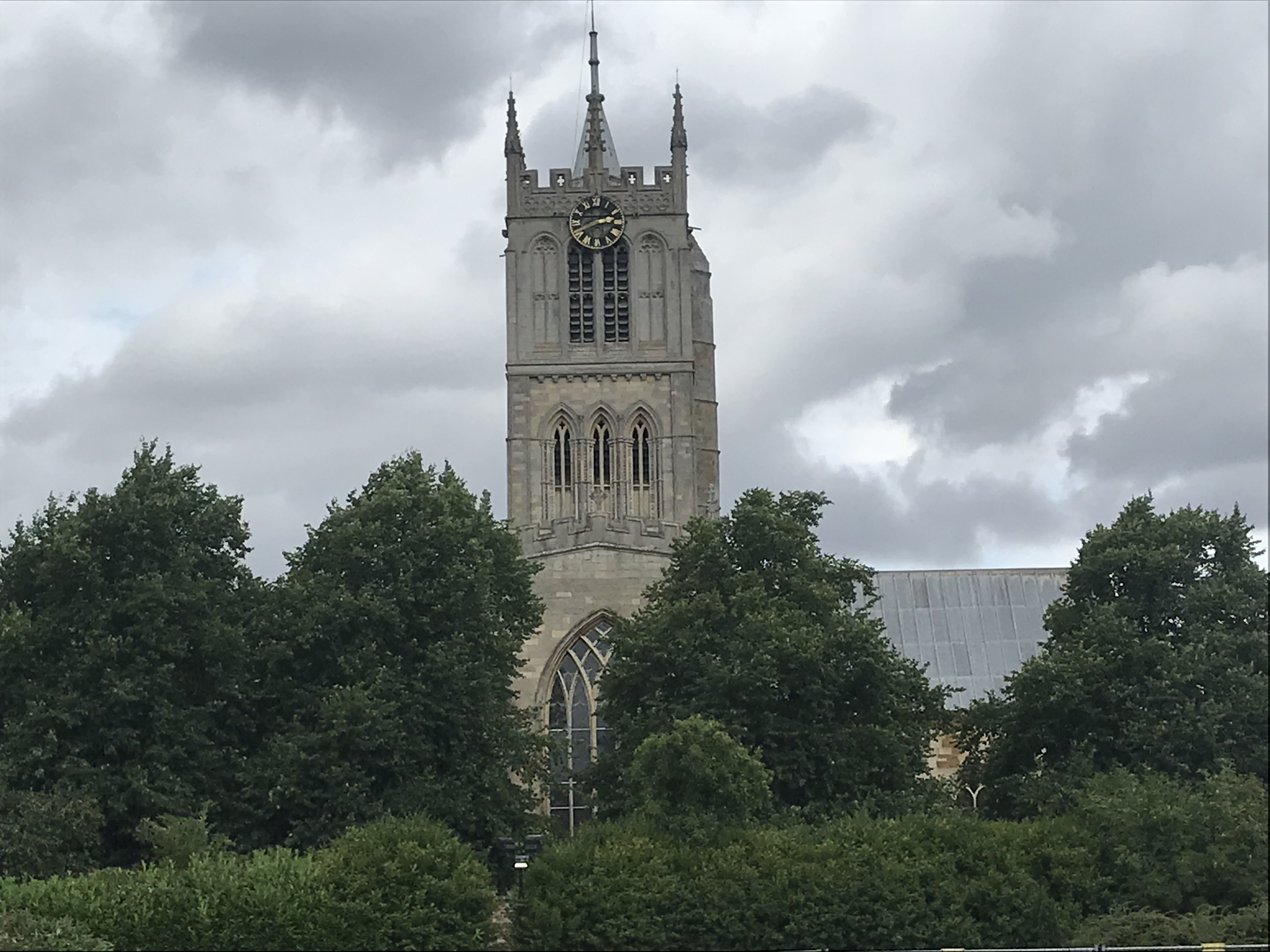 St Mary's Church, Melton Mowbray, Leicestershire