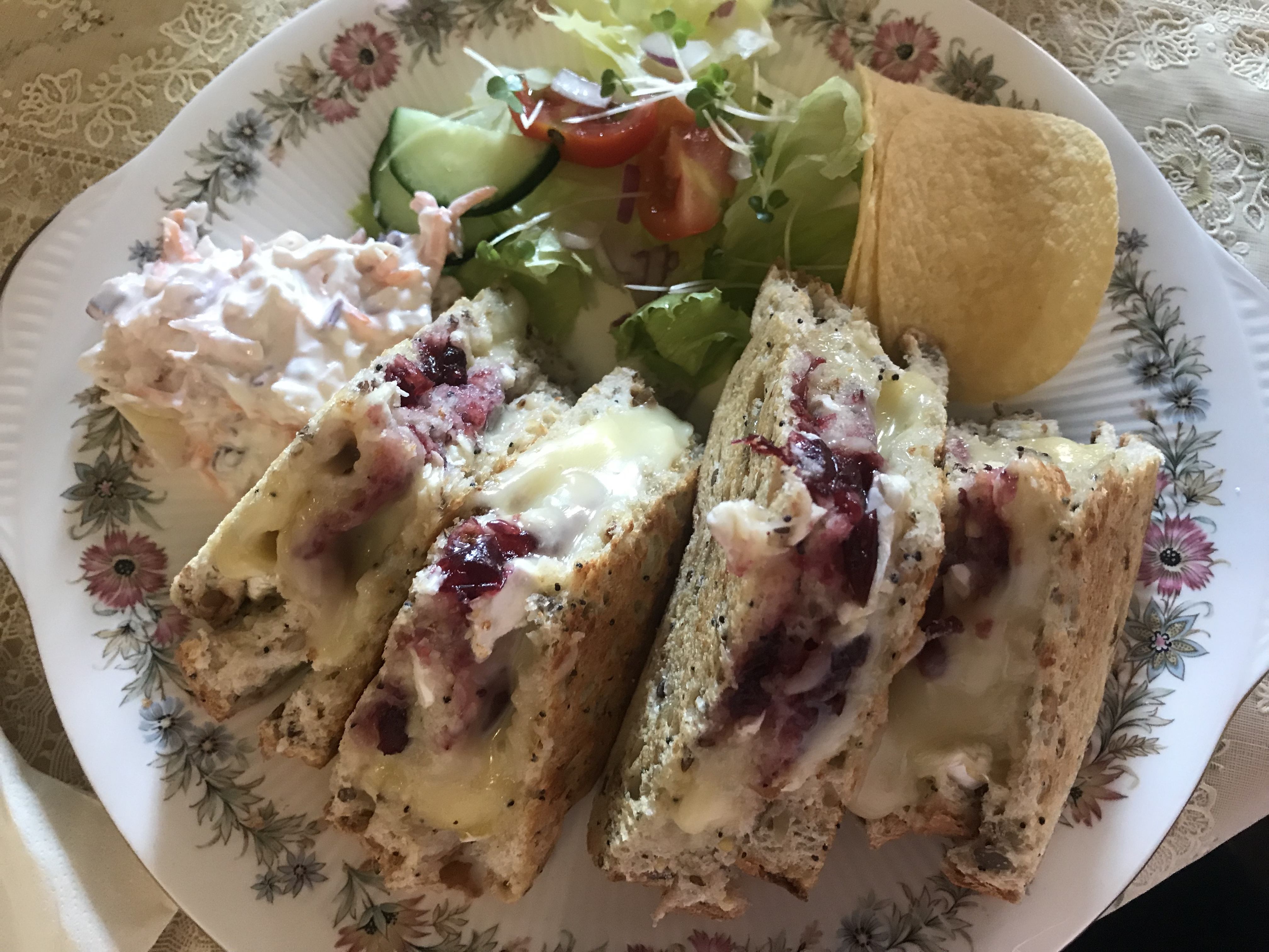 Miss B's Tearooms, Melton Mowbray, Leicestershire
