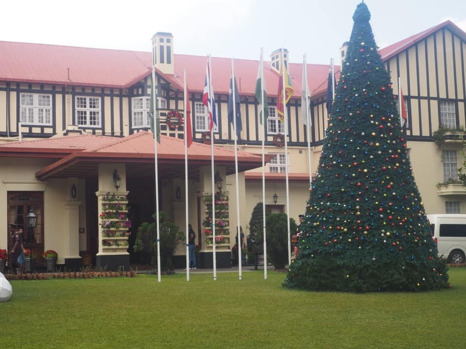 The Grand Hotel, Nuwara Eliya, Sri Lanka