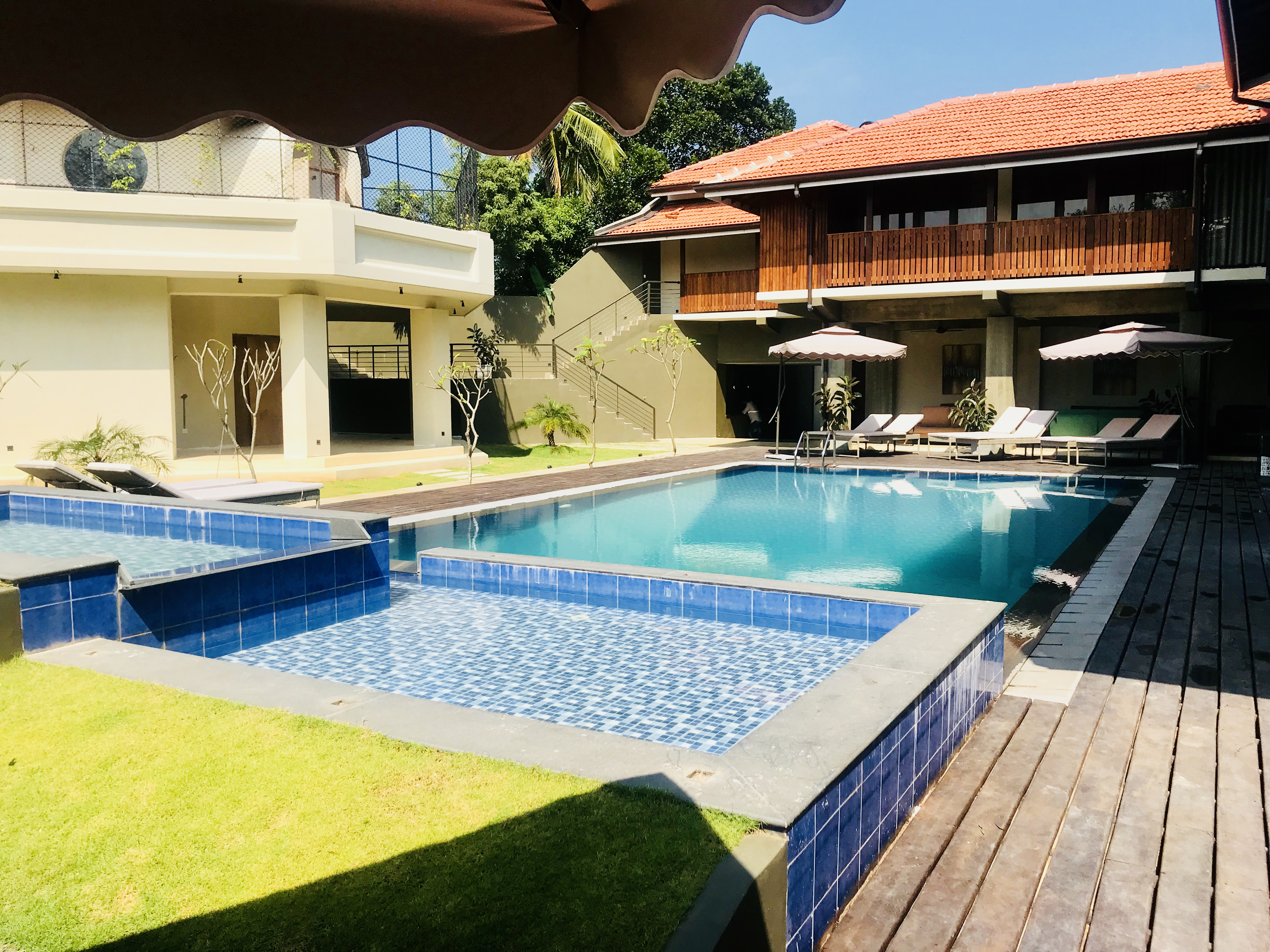 Ceylonlak Boutique Hotel. Negombo, Sri Lanka