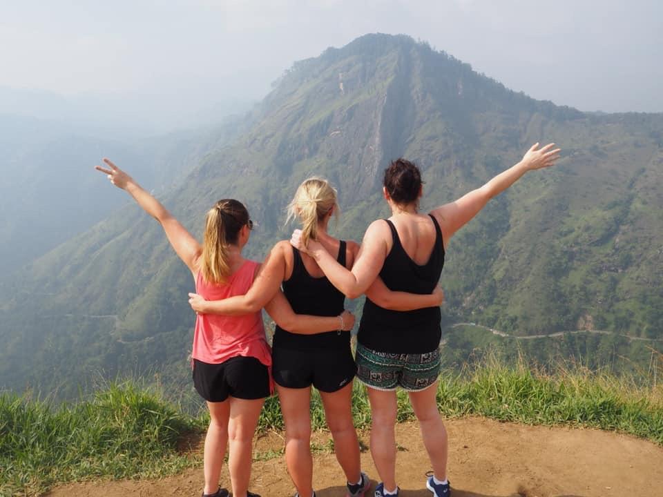 Little Adam's Peak. Ella, Sri Lanka