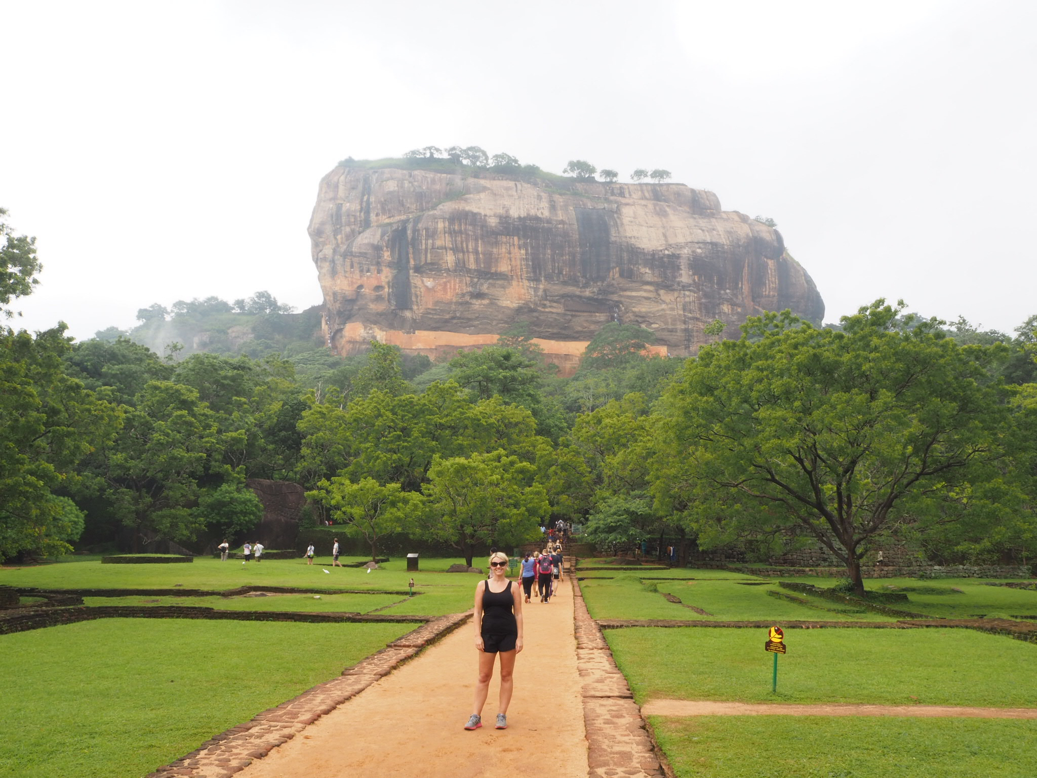 Sigriya, Sri Lanka