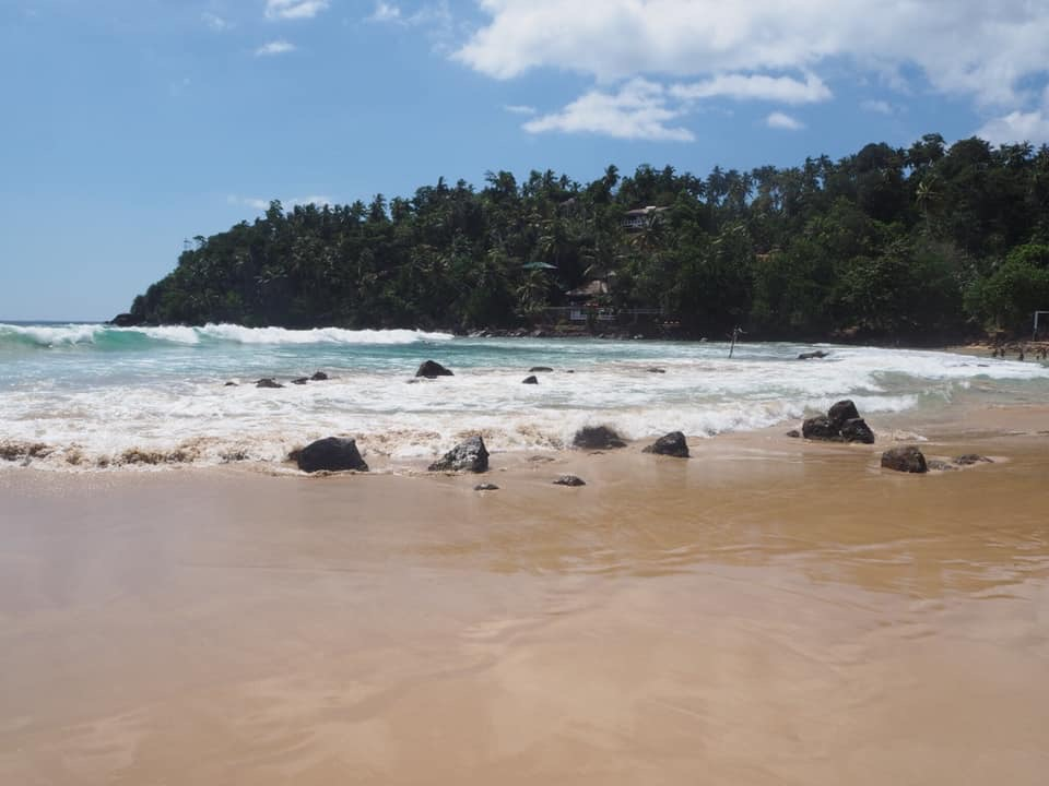 Mirissa Beach, Mirissa, Sri Lanka