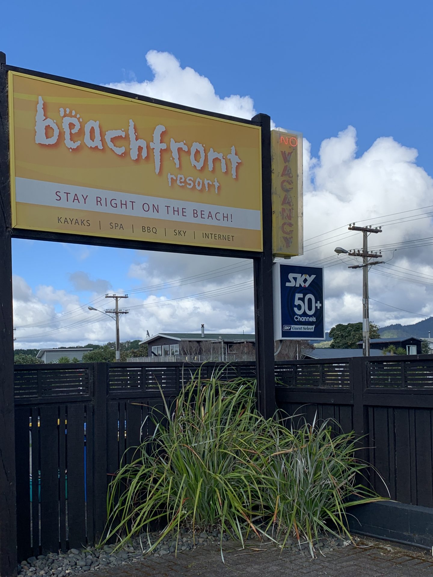 Beachfront Resort, Whitianga